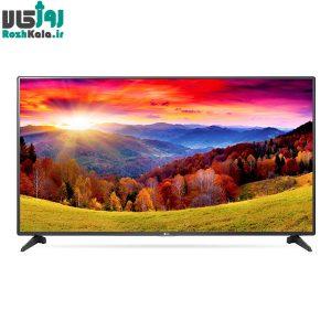 تلویزیون ال ای دی ال جی مدل ۴۹LH549V سایز ۴۹ اینچ Full HD