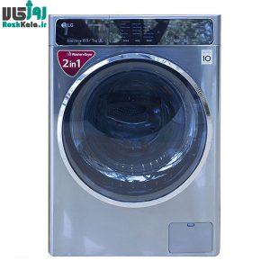 ماشین لباس شویی و خشک کن ال جی سری تایتان مدل WDU1H426JCH – ظرفیت ۱۰٫۵ کیلوگرم