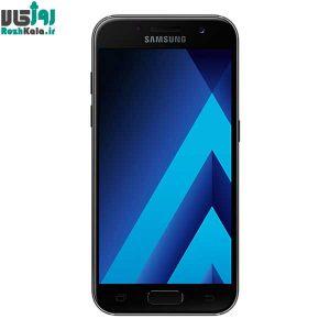 گوشی موبایل  Samsung Galaxy A3 2017 SM-A320FD دو سیم کارت
