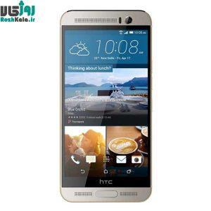 گوشی موبایل HTC One M9 Plus دو سیم کارت ظرفیت ۳۲ گیگابایت
