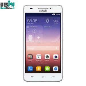 گوشی موبایل Huawei Assend G620S یک سیم کارت