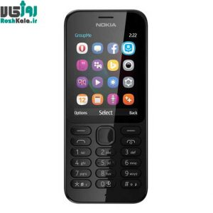 گوشی موبایل Nokia 222 دوسیم کارت