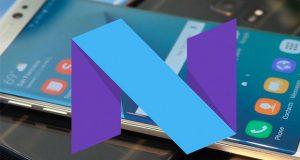 انتشار نسخه بتای آندروید ۷ نوقا برای سامسونگ Samsung Galaxy S7