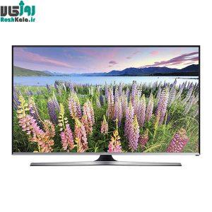 تلویزیون ال ای دی هوشمند تخت سامسونگ مدل ۵۰J5500 سایز ۵۰ اینچ Full HD