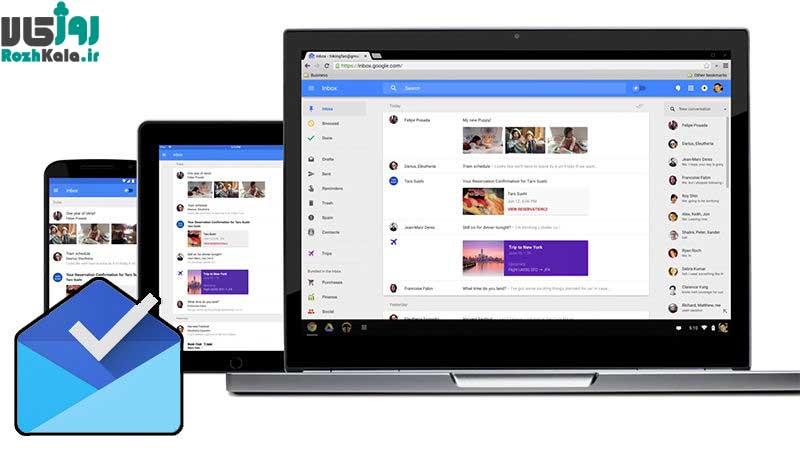 چرا اپلیکیشن Inbox بهتر از Gmail است؟