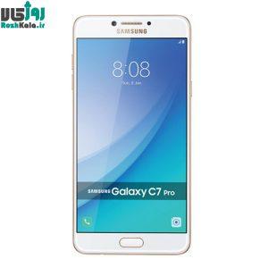 گوشی موبایل Samsung Galaxy C7 Pro C7010 دوسیم کارت